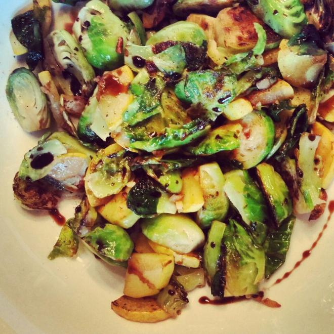 Balsamic-Sprouts-And-Squash_backwardsnhighheels