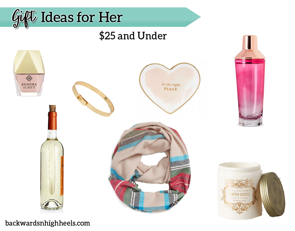 Gift Ideas For Her 25 And Under