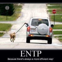 The ENTP Personality