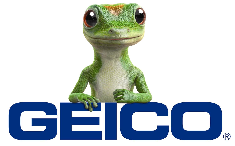 "GEICO INSURANCE GECKO 1.5/"" RUBBER KEY HOLDER"