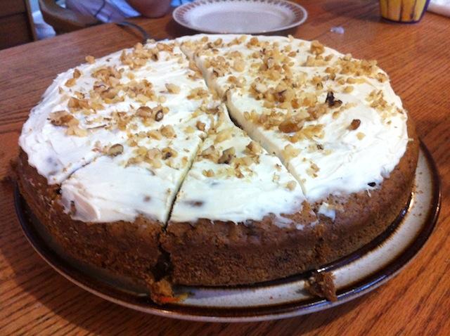1 - carrotcake