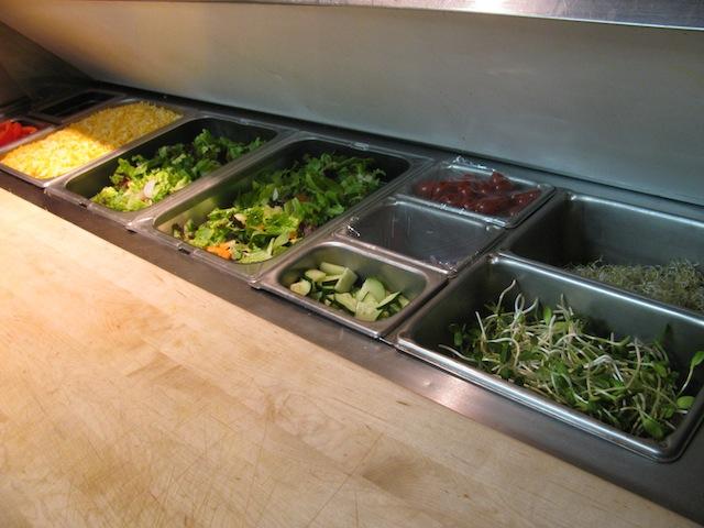 1 - saladbar