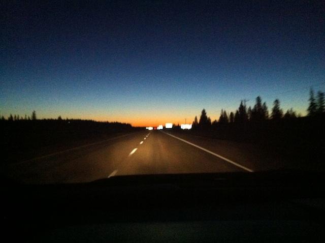 1 - sunrise