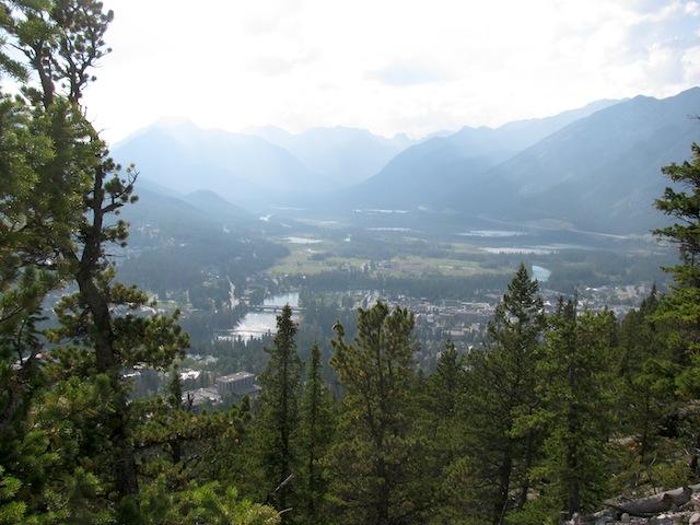 2 - tunnel-mountain-banff