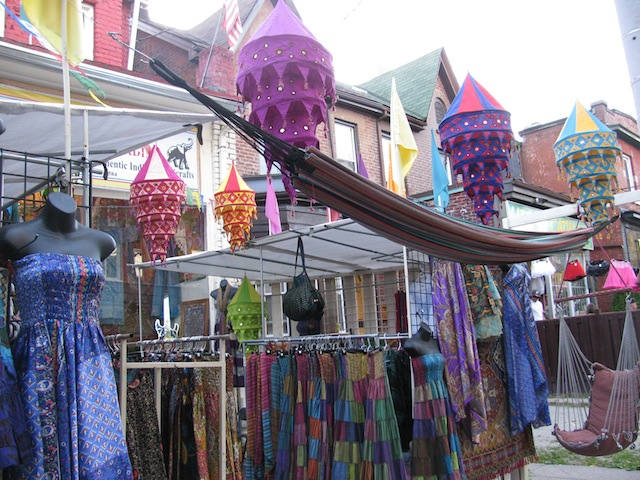 Cool stuff at Kensington Market, Toronto, Ontario