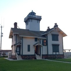 Point Fermin Light House, featured in the film 500 Days of Summer