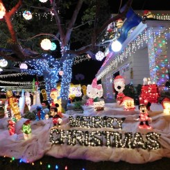 1 wakefield_winter_wonderland_saugus_santa_clarita_christmas_lights_los_angeles - Christmas Lights In Santa Clarita