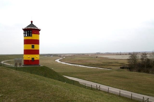 Pilsum Lighthouse