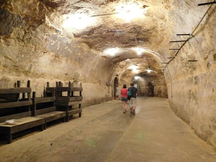 Wabasha Street Caves Saint Paul Minnesota