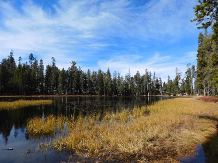 Tioga Pass Yosemite National Park, Siesta Lake