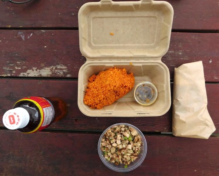 PDX Six Seven One, Chamorro food, Portland