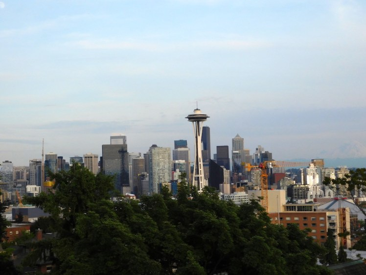 Kerry Park, Seattle, Washington