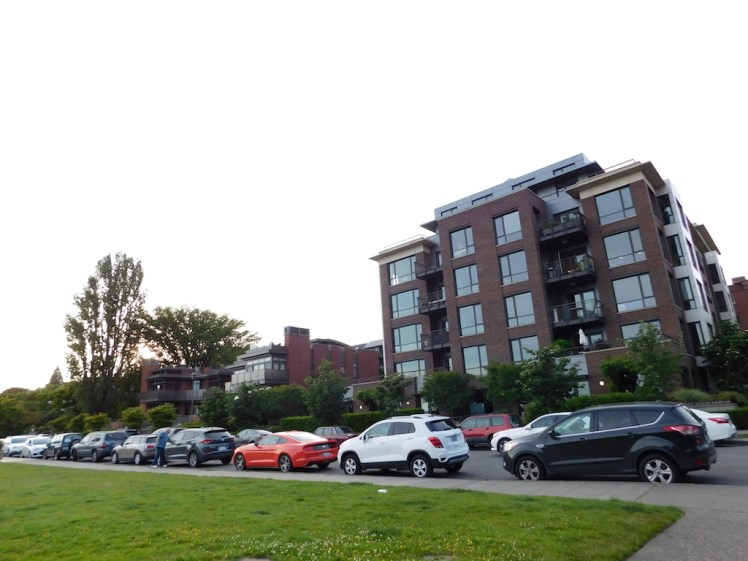 Kerry Park, Seattle, Washington