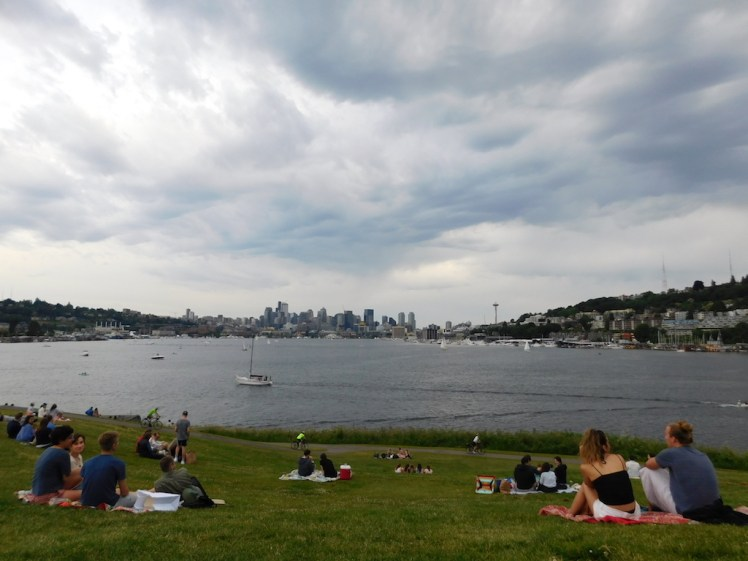 Gas Works Park, Seattle