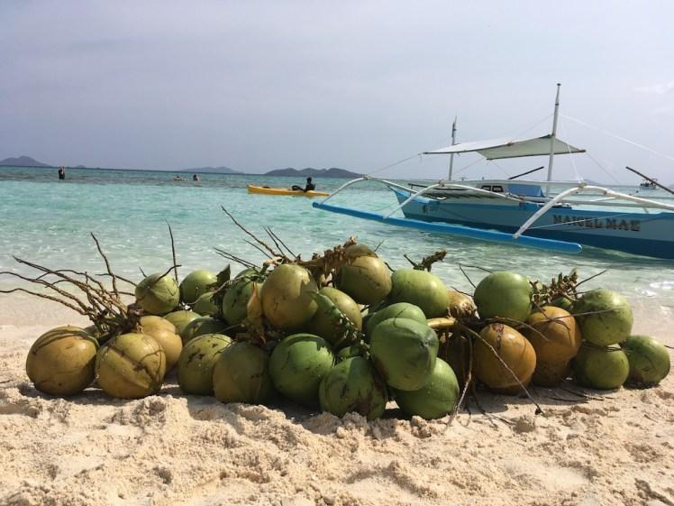 Coco Beach, Bulalacao Island, Coron, Palawan