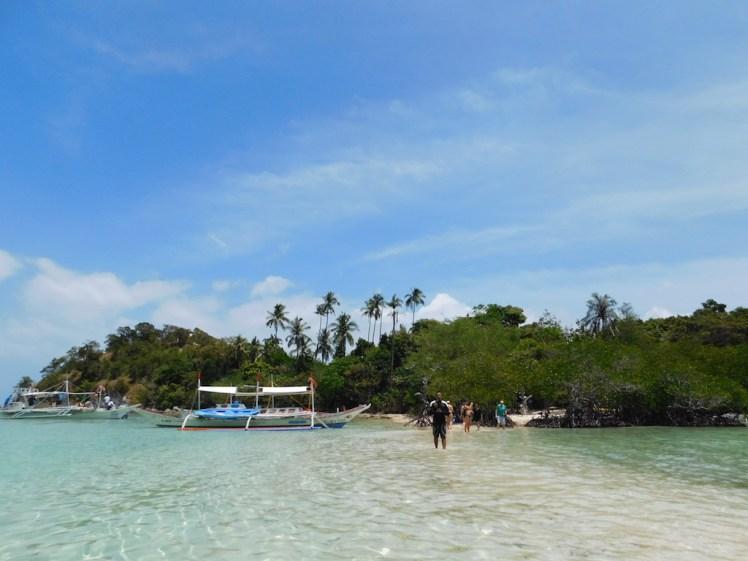El Nido Island Hopping Tour B, Palawan, Philippines