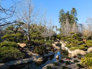 The Japanese Garden, San Fernando Valley, Los Angeles