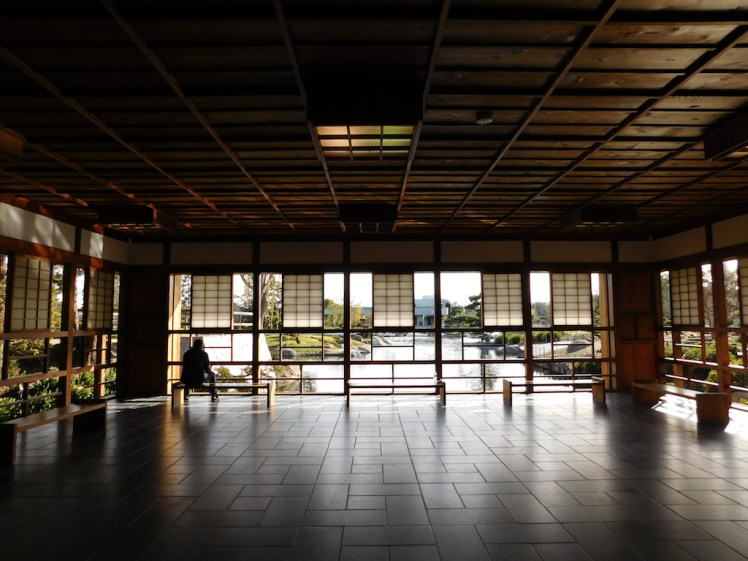 Shoin Building, The Japanese Garden, San Fernando Valley, Los Angeles
