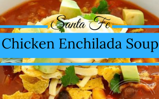 Recipes, Slow Cooker Recipes, Crock Pot Recipes, Chicken Enchilada Soup, Backyard Eden, www.backyard-eden.com