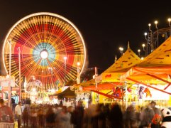Party Rentals - Festival and Fair Planning - Ferris Wheel