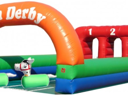inflatable game rental