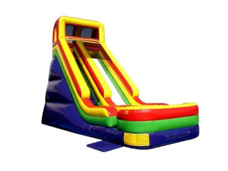 20-Foot Inflatable Slide with Ladder