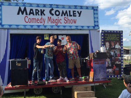 Magic Show Party