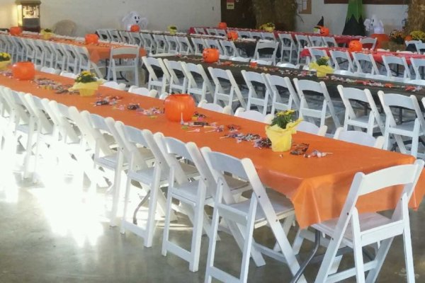 Rectangle Table Rental