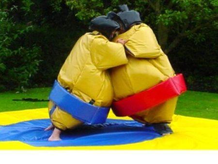 Sumo Suits Rental