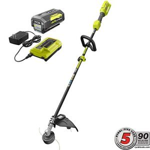 RYOBI 40-Volt Lithium-Ion Cordless Attachment Capable String Trimmer