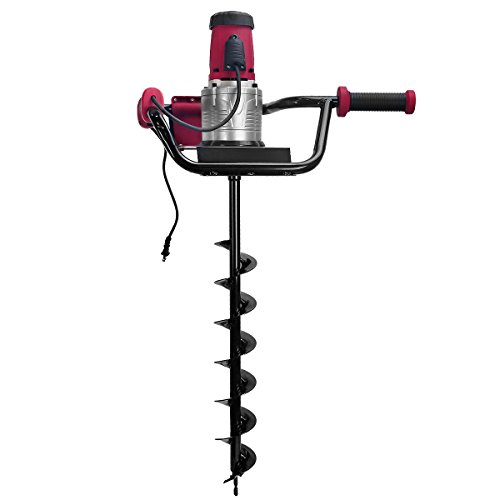 XtremepowerUS 1200W 1.6HP Electric Post Hole Digger Fence Plant
