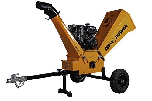 "DK2 Power 14HP 6"" Gas Powered Chipper Shredder"