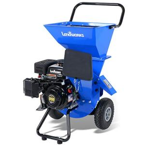 Landworks Super Heavy Duty 7HP 212cc Gas Powered Wood