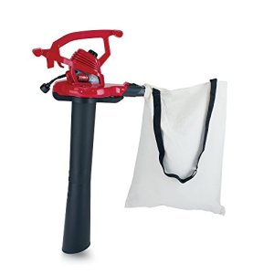 Toro UltraPlus Leaf Blower Vacuum, Variable-Speed Toro 51621 UltraPlus Leaf Blower Vacuum, Variable-Speed (up to 250 mph) with Metal Impeller, 12 amp.