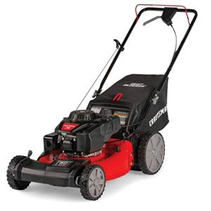 Craftsman 159cc 21-Inch 3-in-1 High-Wheeled FWD Self-Propelled Gas