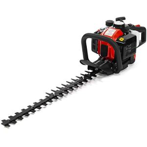 XtremepowerUS 26cc 2-Cycle Gas Powered Hedge Trimmer
