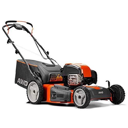 Husqvarna 22 Inch Self Propelled Gas Lawn Mower