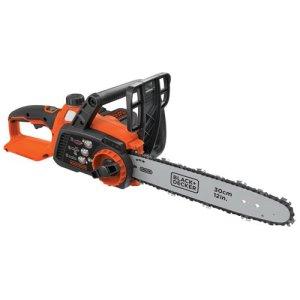 BLACK+DECKER 40V MAX Cordless Chainsaw, 12-Inch