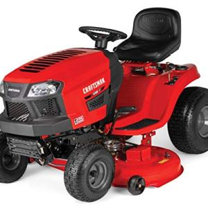 Craftsman 18.5 HP Briggs & Stratton 46-Inch Gas Powered Riding Lawn Mower