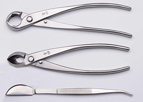 Master's Bonsai Tool Kit (3 Pcs Per Set) Jttk-06 Including Knob Cutter