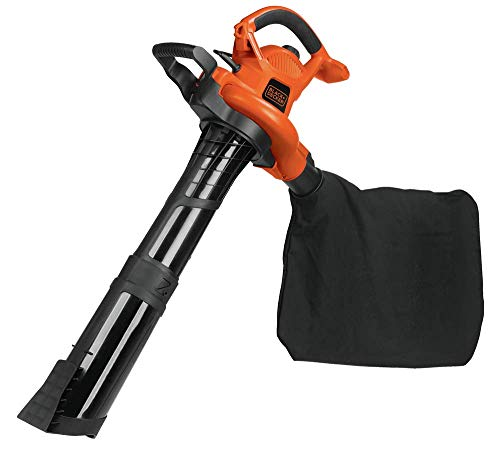 BLACK+DECKER High Performance Blower/Vac/Mulcher