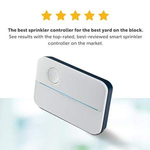 Rachio 3 Smart Sprinkler Controller, Works with Alexa Rachio 3 Smart Sprinkler Controller, Works with Alexa, 8 Zone.