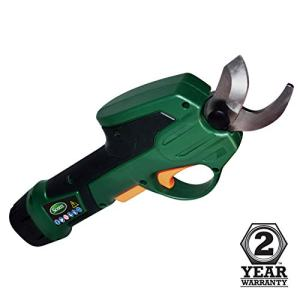 Scotts Outdoor Power Tools 7.2-Volt Lithium-Ion Cordless Rechargeable Scotts Outdoor Power Tools PR17215S 7.2-Volt Lithium-Ion Cordless Rechargeable Power Pruner, Green.