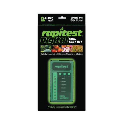 Luster Leaf Digital Soil Testing Kit