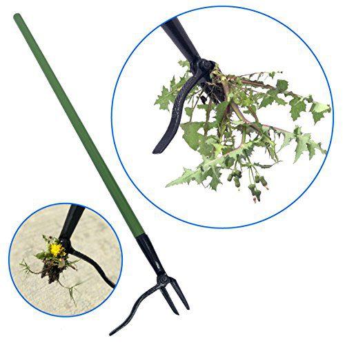 EasyGoProducts Weedinator Standing Pulling Tool-Weeding