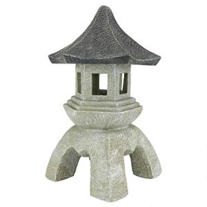 Design Toscano Asian Decor Pagoda Lantern Outdoor Statue