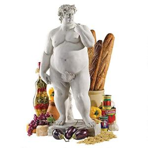 Design Toscano Super-sized David Garden Sculpture