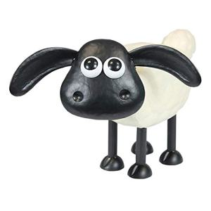A. Perry Shaun The Sheep & Cousin Timmy Garden Sculptures