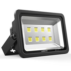 AMMON LED Flood Light, Outdoor Landscape Flood Light Fixture Waterproof