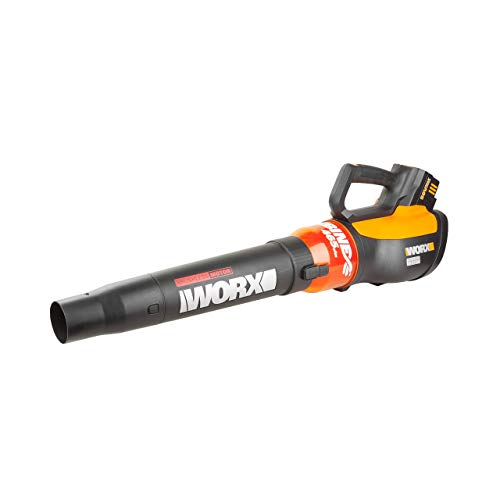 WORX Turbine 56V Cordless Battery-Powered Leaf Blower